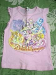 美品 ドキドキプリキュア ティシャツ 100cm