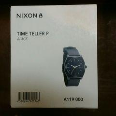 NIXON TIME TELLER P �u���b�N