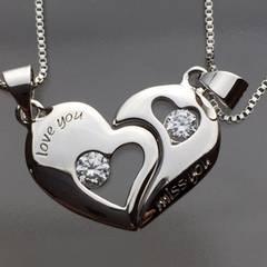 Victoria's jewelry Herat �y�A�l�b�N���X ���� S92 5����