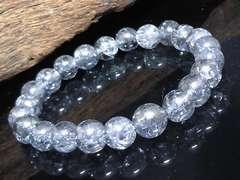 シルバークラック8ミリ数珠