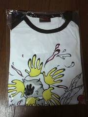 Tシャツ☆渋谷すばる with FiVe LIVE 2008 FLAT FIVE FLOWERS