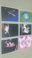 アルフィー ALFEE 2001年 MANIA 非売品 ポストカード6枚