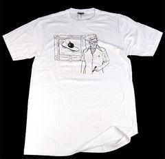 新品 ボルコム/YGG MARK 半袖Tシャツ/M/白/VOLCOM