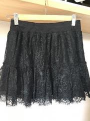 大人バービー 黒ミニスカート
