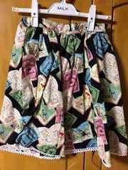 シャーリーテンプルShirley Temple 童話 絵本 スカート 黒 160