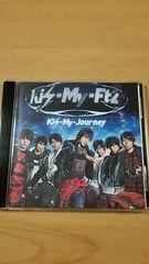 Kis-My-Ft2 3rd Album☆Kis-My-Journey通常盤☆キスマイ
