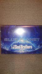 中古 三代目JSB DVD3枚組ライブツアー2015ブループラネット 国内正規品 送込