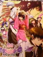 ◆銀魂ギャグ本◆銀時+九兵衛