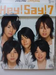 Hey!Say!7 Hey!Say! 初回限定盤CD+DVD 帯付