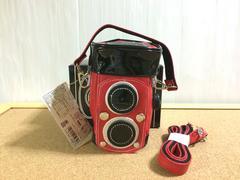 新品◎即決 Motif.カメラ型デジカメケース/定価1728円