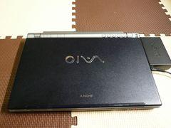 ★ モバイル SONY VAIO 10.6型 Office 無線LAN★