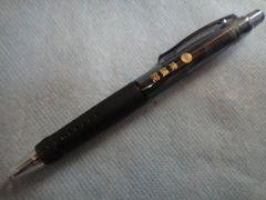 国会議事堂内菊紋と衆議院名入りトンボ社製ボールペン/金