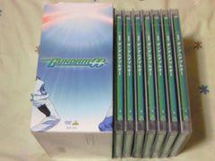 DVD 機動戦士ガンダムOO 全7巻 初回限定版 BOX付 ガンダム00 ダブルオー