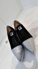 SLY スライ ウエッジソール 靴 M