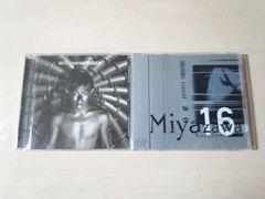 宮沢和史CDアルバム2枚セットSIXTEEN MOON / AFROSICK THE BOOM
