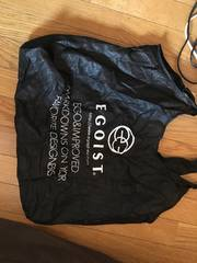 EGOISTブラックショ袋