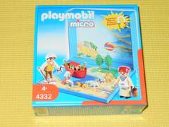 playmobil★4332 ノアの方舟 プレイモービル