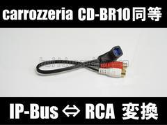 【送料無料】PIONEER(carrozzeria)用 IP-Bus変換(CD-BR10同等品)