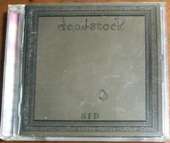 (CD)SID/シド☆dead stock★フルアルバム♪即決アリ♪
