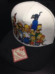 �A�����J�w��The Simpsons�L���b�v�^�V���v�\���Y�^�A���L����