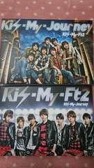 Kis-My-Ft2��Kis-My-Journey�������A+B��CD+DVD���L�X�}�C
