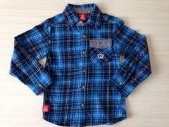 BABY DOLL☆チェックシャツ☆120