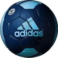 アディダス サッカーボール EPP グライダー5号球 青色 AF5614B