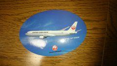 日本航空 JAL ボーイング767 ステッカー