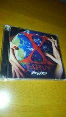 X JAPAN/THE WORLD/�gBEST��/YOSHIKI hide