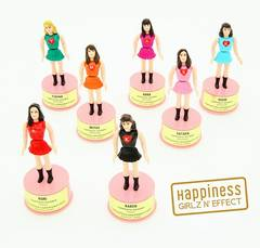�����BOX�d�l Happiness/GIRLZ N' EFFECT [DVD+�����]