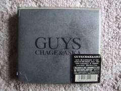 CHAGE&ASKA �A���o�� CD GUYS �`���Q&�� ����m�F��Used