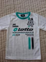 新品 LOTTOのスポーツTシャツ110
