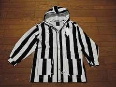 新品JOYRICHジョイリッチパーカーコートジャケットS黒白