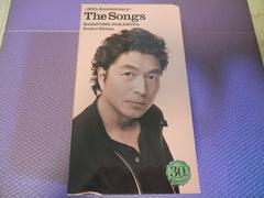 中村雅俊「30th Anniversary The Songs Perfect Edition」外箱欠品