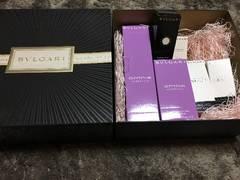 【新品】BVLGARI 香水 ボディジェル まとめ売り