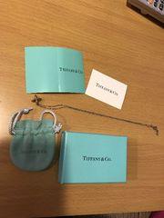 確実本物ネックレスTIFFANY&Co.正規品ティファニー箱&保存袋つき