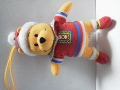 TDR東京ディズニーリゾートくまのプーさん2003年クリスマス