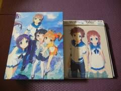 「凪のあすから」Blu-ray 1巻 初回版+プリントサイン入り台本付