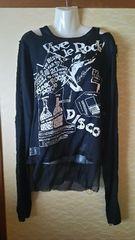 シド・ヴィシャス着Vive le Rock!ガーゼシャツ〈新品未着用〉