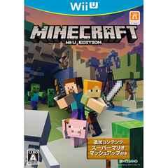 WiiU�tMinecraft(�}�C���N���t�g)�FWii U Edition [176000131]