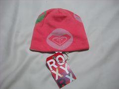 wb207 ROXY ロキシー リバーシブル ニット帽