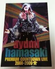 �����l�肠��݁wPREMIUM COUNTDOWN LIVE 2008-2009 A�x����