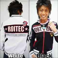 ROITEC(ロイテック)ツイルキルティングライダース/M アメカジ系