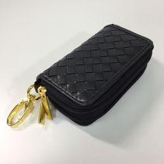 キーケース コインケース カードケース 男女兼用 新品 黒