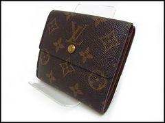 ルイヴィトン モノグラム エリーズ Wホック 二つ折財布 M61652