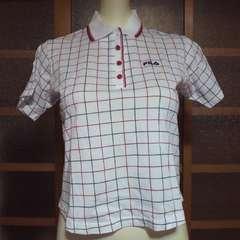 FILA/フィラチェック ポロシャツ GOLF