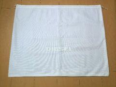 モバオクで買える「送料込み DIESEL ディーゼル ショッパー ショップ袋 布袋 巾着」の画像です。価格は500円になります。