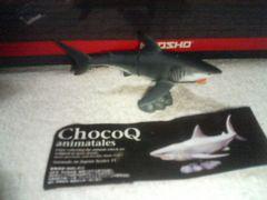 チョコQ アニマル11 ホホジロザメ  ジョーズ