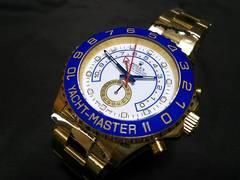新品★116688  ロレックス ヨットマスター2 ゴールド