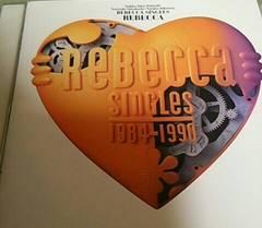 ベストCD レベッカ シングルズ 帯無し REBECCA